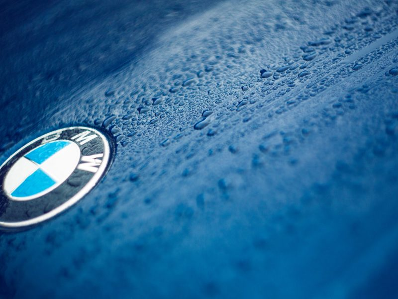 BMW roule pour la New York Fashion Week