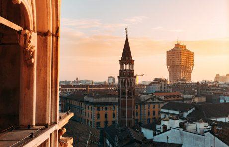 Un palais milanais pour Cipriani