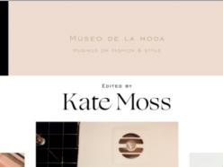 Kate Moss édite un livre de mode