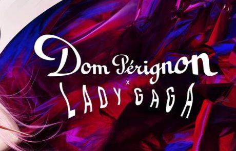 Dom Pérignon et Lady Gaga dévoilent leur collaboration