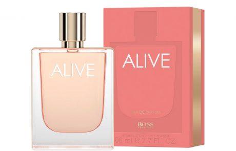 Hugo Boss dans la course aux parfums féminins