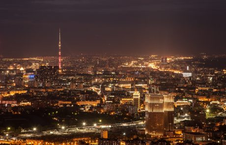 La Fondation Louis Vuitton en grande pompe à Moscou
