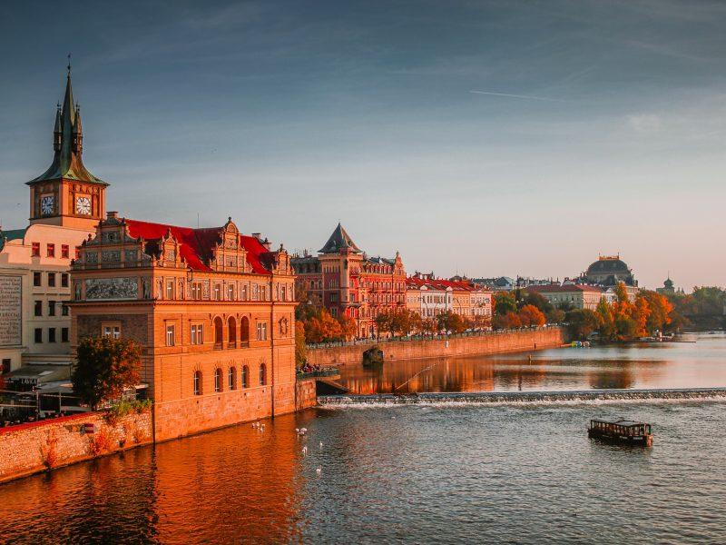 Prague, nouvelle capitale du luxe en Europe de l'Est