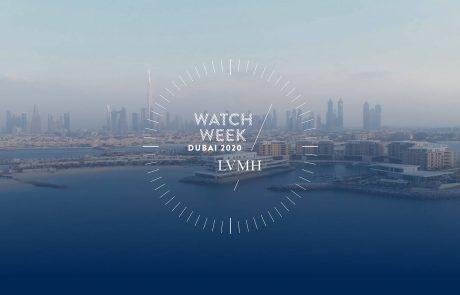 LVMH Watch Week à Dubaï: un nouveau concept qui séduit