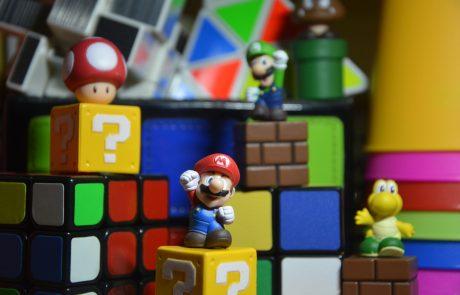 Une montre connectée Super Mario pour Tag Heuer