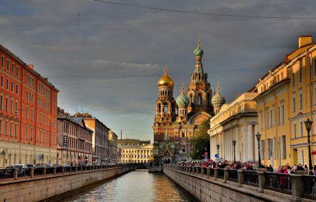 Bons baisers de Russie pour Max Mara