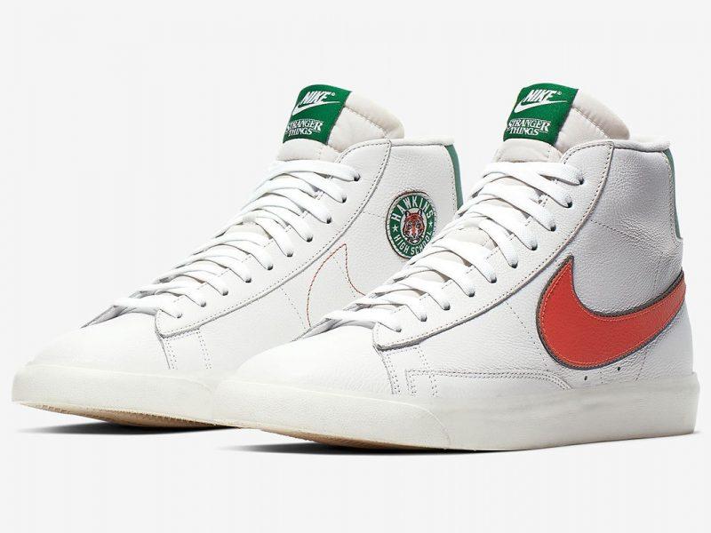 Des Nike aux couleurs de Stranger Things