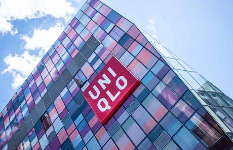 Uniqlo passe à l'imprimé