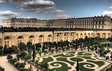 Le château de Versailles, l'écrin favori des marques de luxe