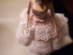 Barbie, fashion addict!